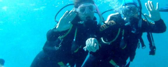 Plongée sur la Barrière de Corail