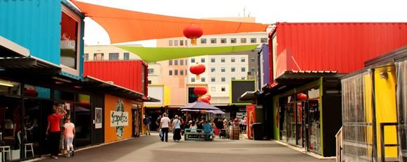 Christchurch town !