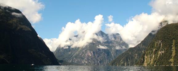 Milford Sound !